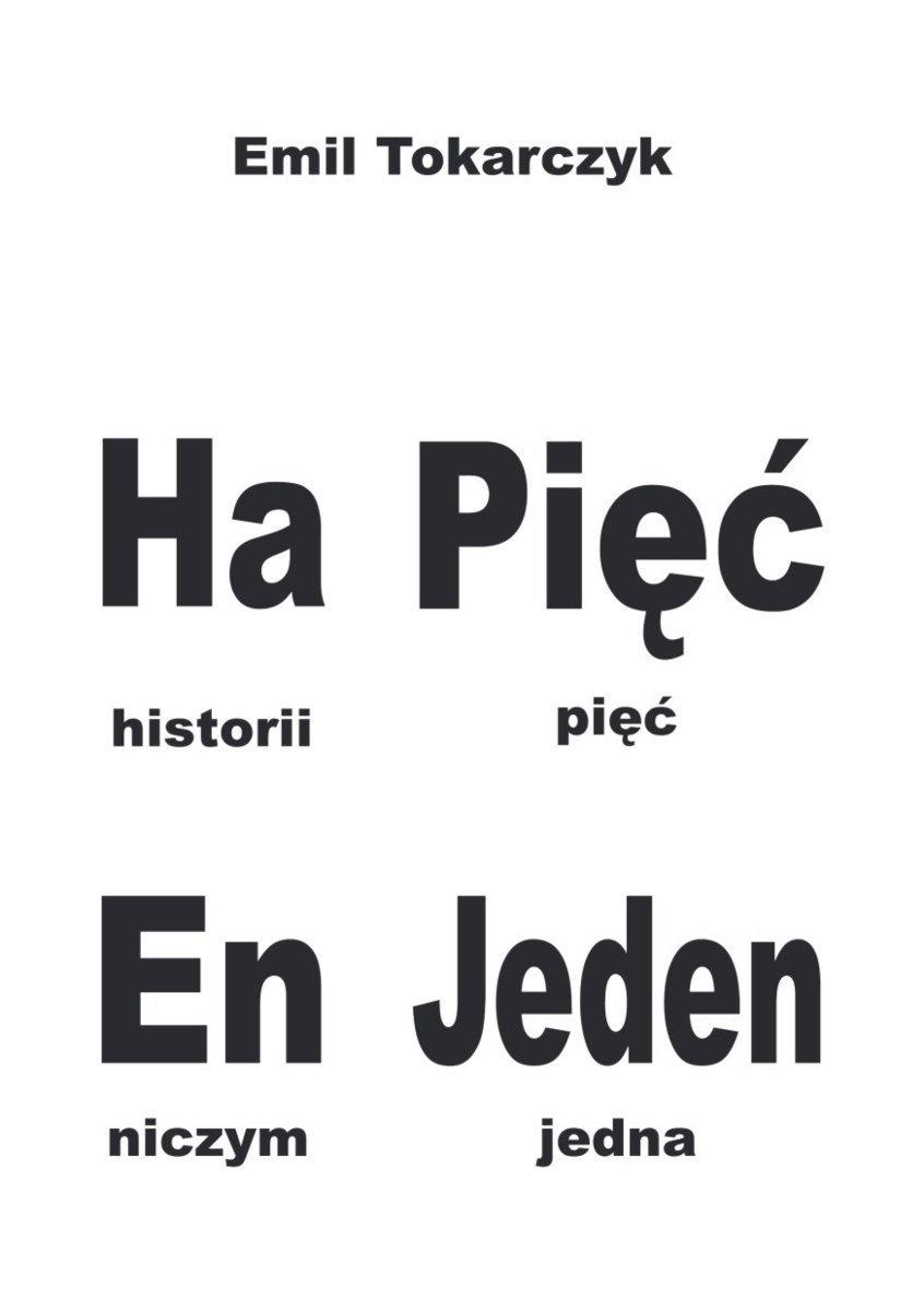 Ha Pięć En Jeden - Ebook (Książka EPUB) do pobrania w formacie EPUB