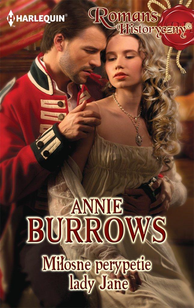 Miłosne perypetie lady Jane - Ebook (Książka na Kindle) do pobrania w formacie MOBI