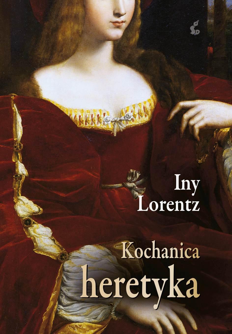 Kochanica heretyka - Ebook (Książka EPUB) do pobrania w formacie EPUB