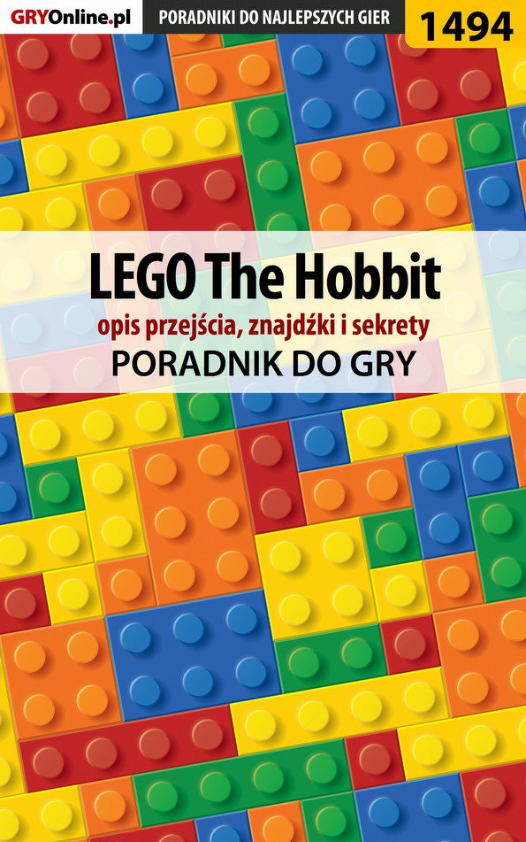 LEGO The Hobbit - opis przejścia, znajdźki i sekrety - Ebook (Książka PDF) do pobrania w formacie PDF