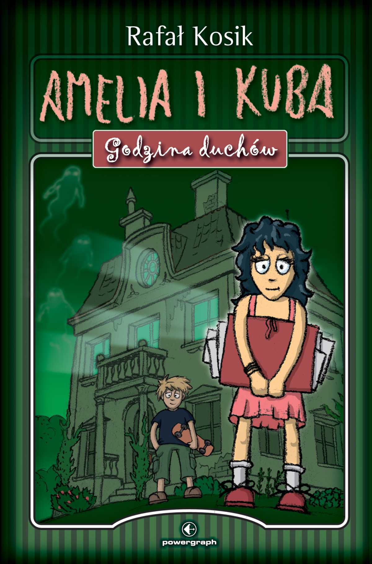 Amelia i Kuba - Ebook (Książka na Kindle) do pobrania w formacie MOBI