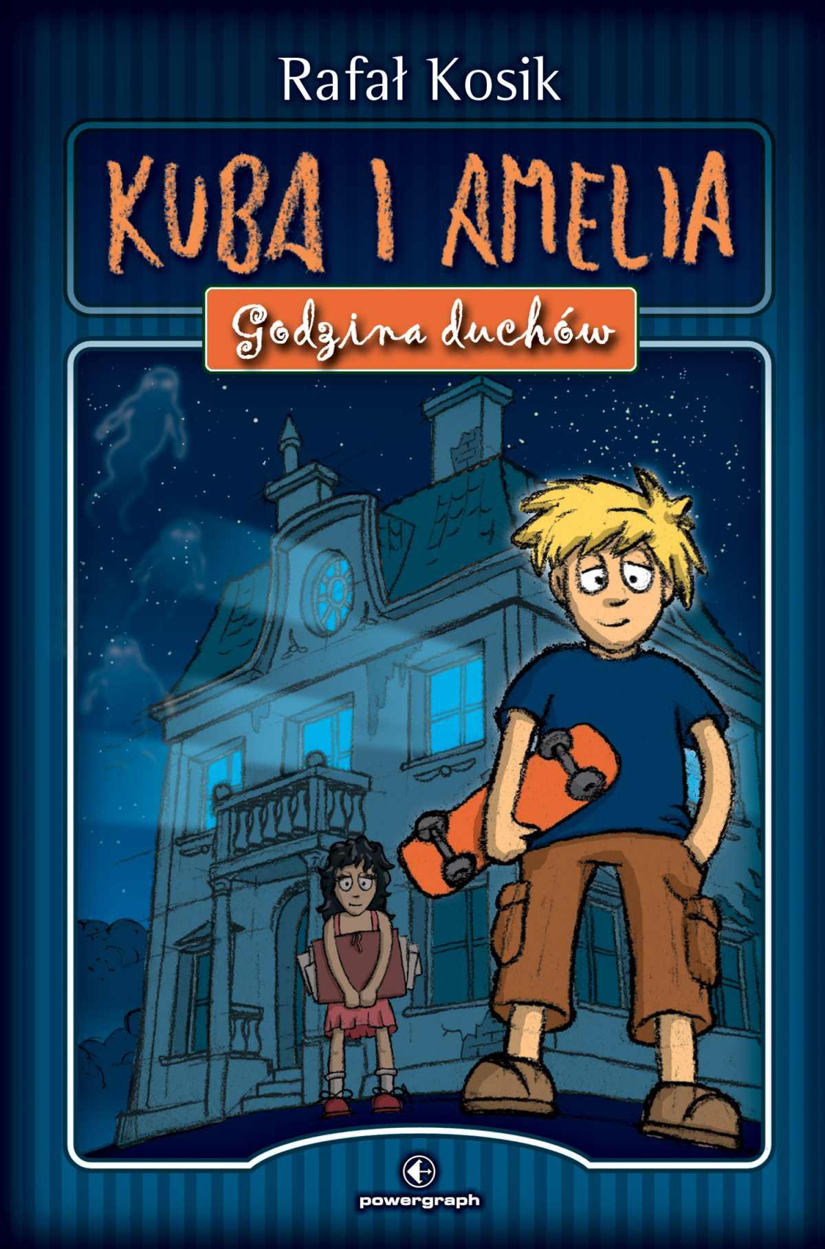 Kuba i Amelia - Ebook (Książka EPUB) do pobrania w formacie EPUB