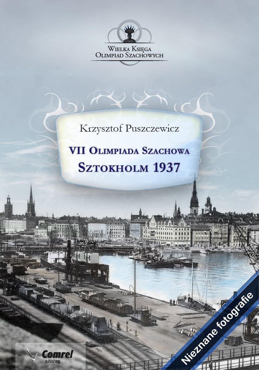 VII Olimpiada Szachowa - Sztokholm 1937 - Ebook (Książka PDF) do pobrania w formacie PDF