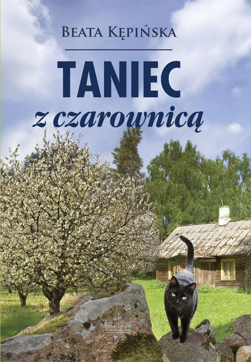 Taniec z czarownicą - Ebook (Książka na Kindle) do pobrania w formacie MOBI