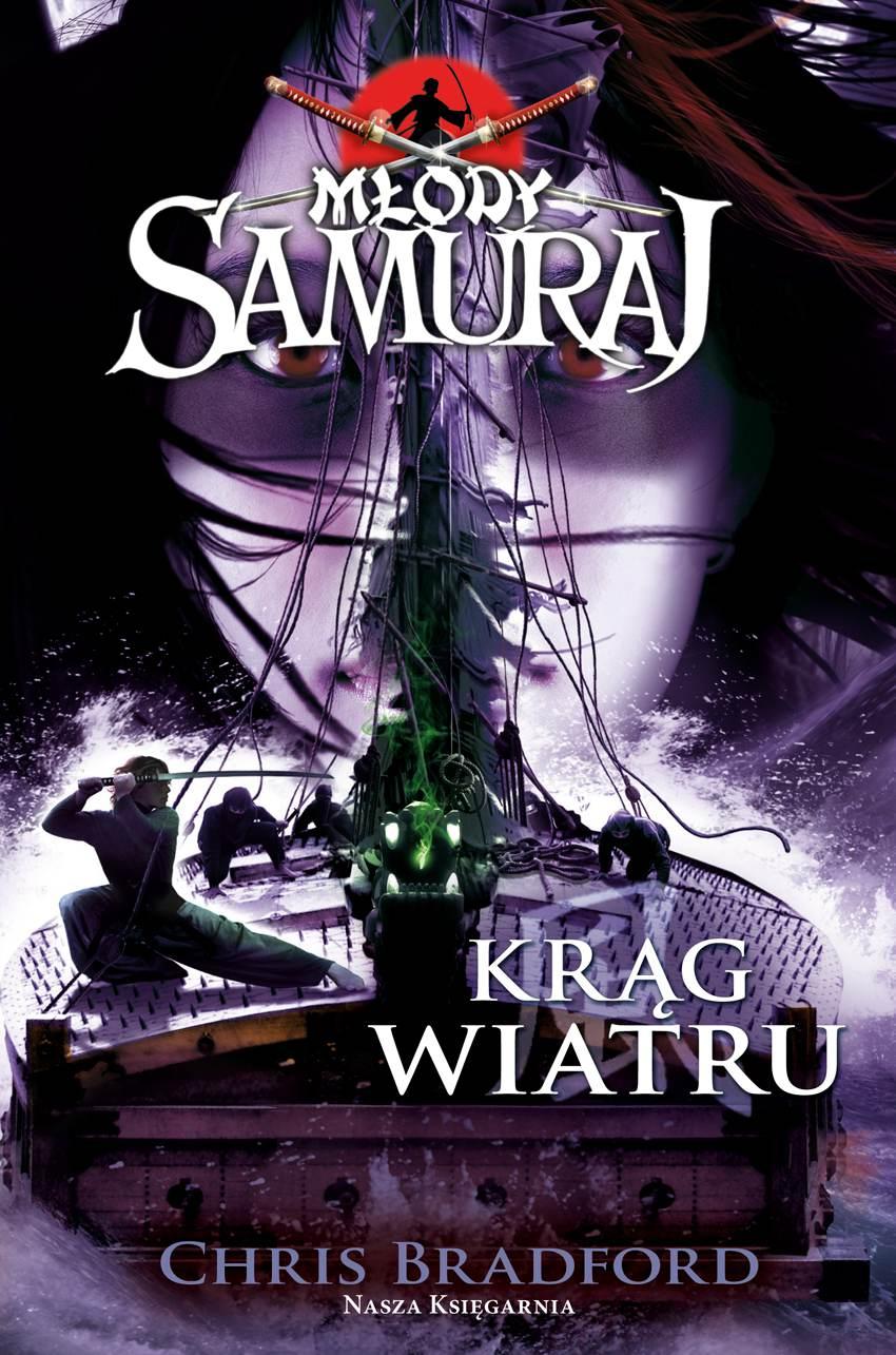 Młody samuraj 7. Krąg wiatru - Ebook (Książka na Kindle) do pobrania w formacie MOBI