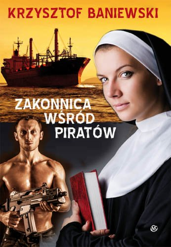 Zakonnica wśród piratów - Ebook (Książka EPUB) do pobrania w formacie EPUB