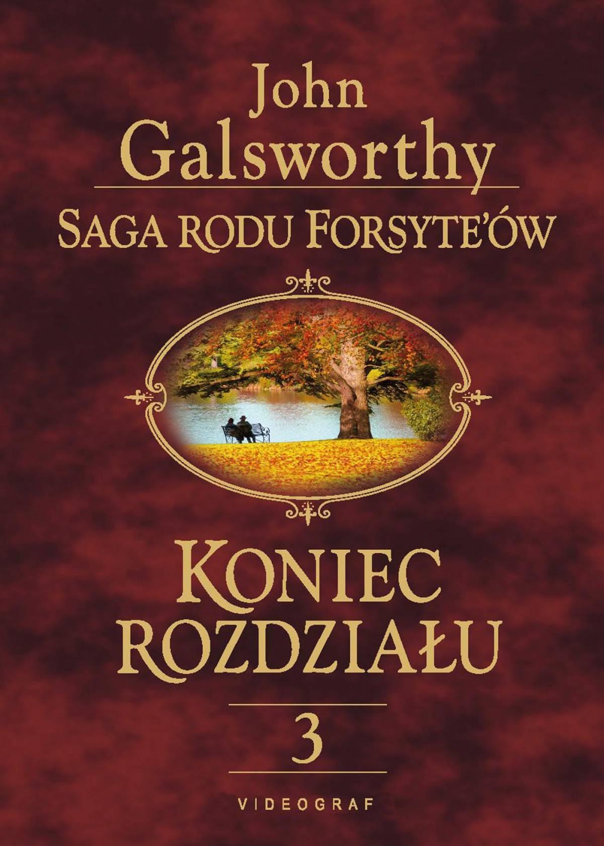 Saga Rodu Forsyte'ów. Koniec rozdziału 3. Za rzeką - Ebook (Książka na Kindle) do pobrania w formacie MOBI