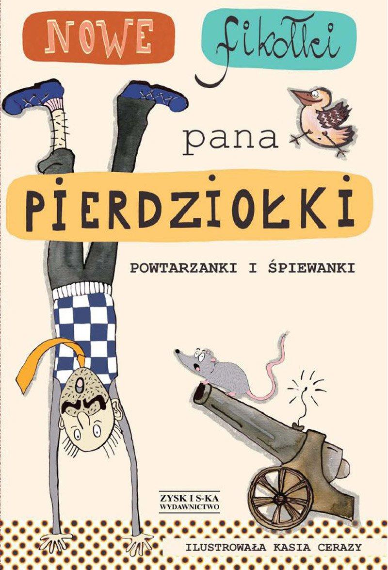 Nowe fikołki pana Pierdziołki - Ebook (Książka EPUB) do pobrania w formacie EPUB