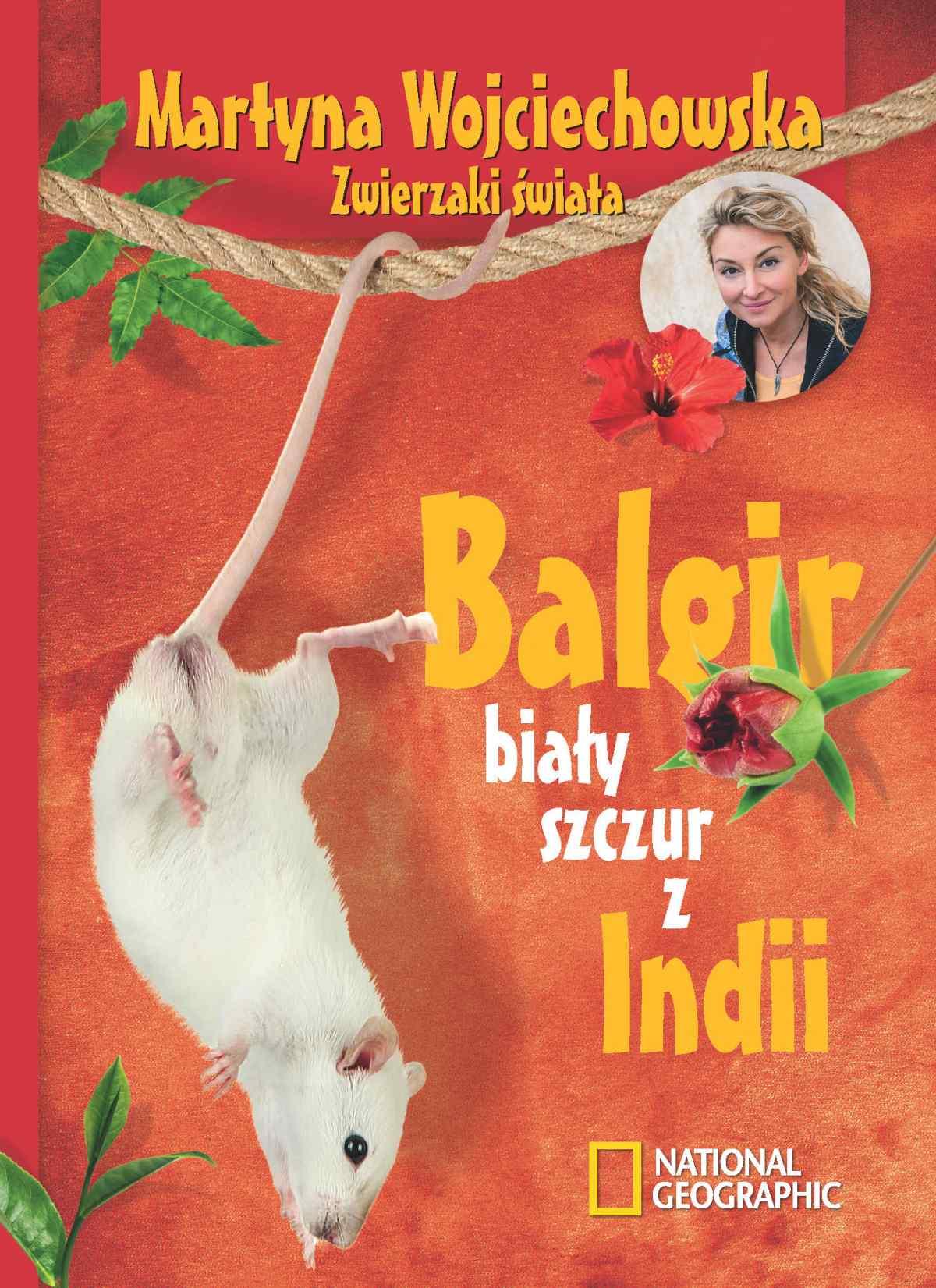 Balgir, biały szczur z Indii - Ebook (Książka EPUB) do pobrania w formacie EPUB