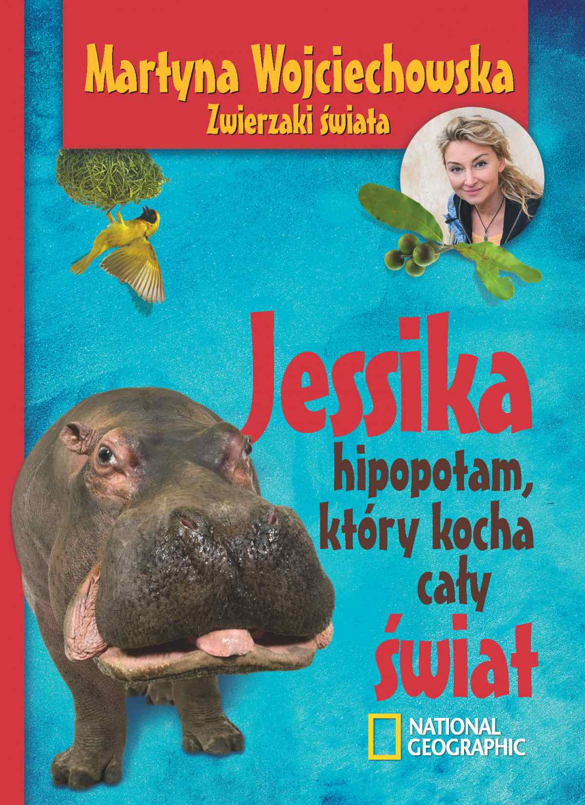 Jessika, hipopotam, który kocha cały świat - Ebook (Książka EPUB) do pobrania w formacie EPUB