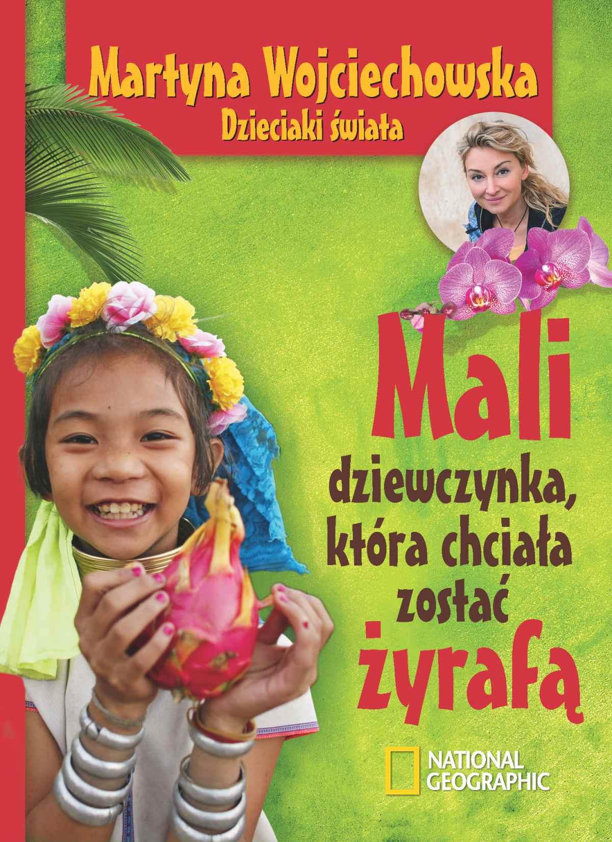 Mali, dziewczynka która chciała zostać żyrafą - Ebook (Książka EPUB) do pobrania w formacie EPUB