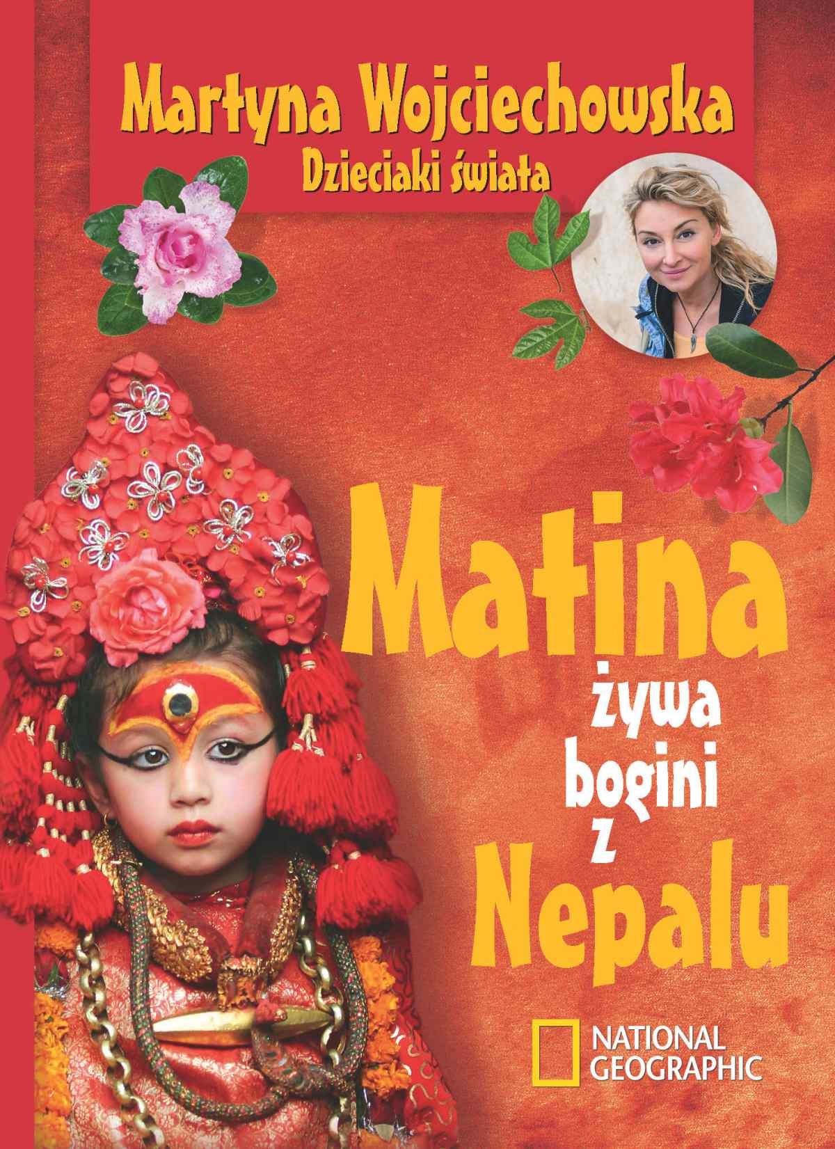 Matina, żywa bogini z Nepalu - Ebook (Książka EPUB) do pobrania w formacie EPUB