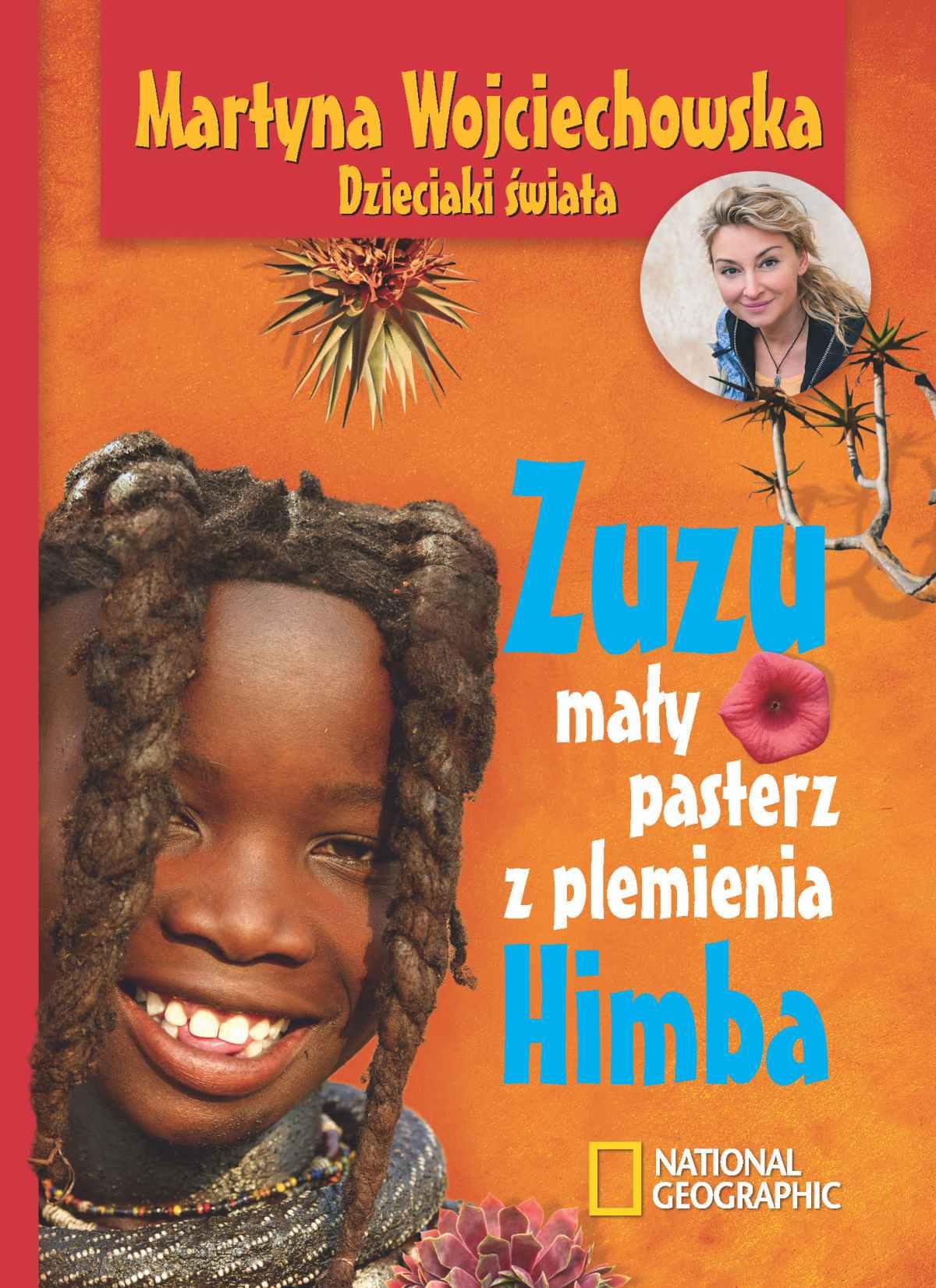 Zuzu, mały pasterz z plemienia Himba - Ebook (Książka EPUB) do pobrania w formacie EPUB
