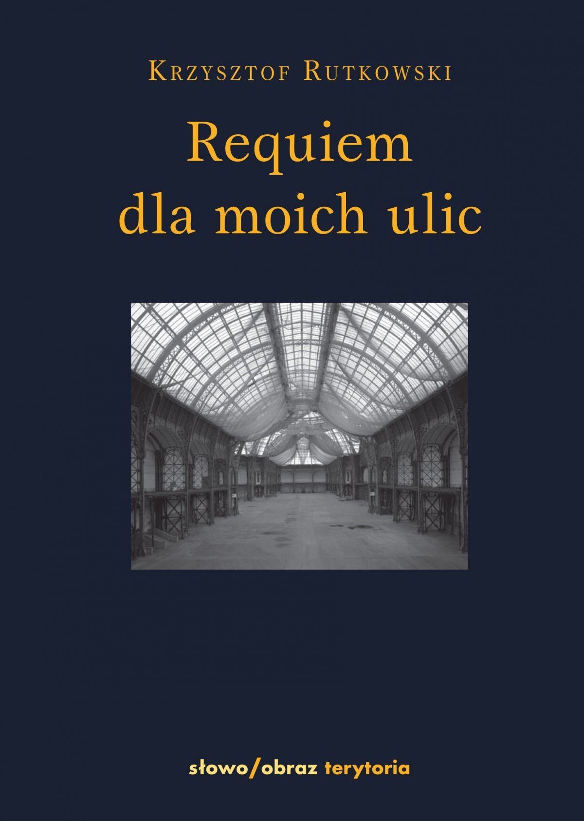 Requiem dla moich ulic - Ebook (Książka EPUB) do pobrania w formacie EPUB