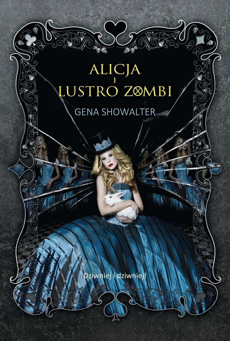 Alicja i lustro zombi - Ebook (Książka na Kindle) do pobrania w formacie MOBI