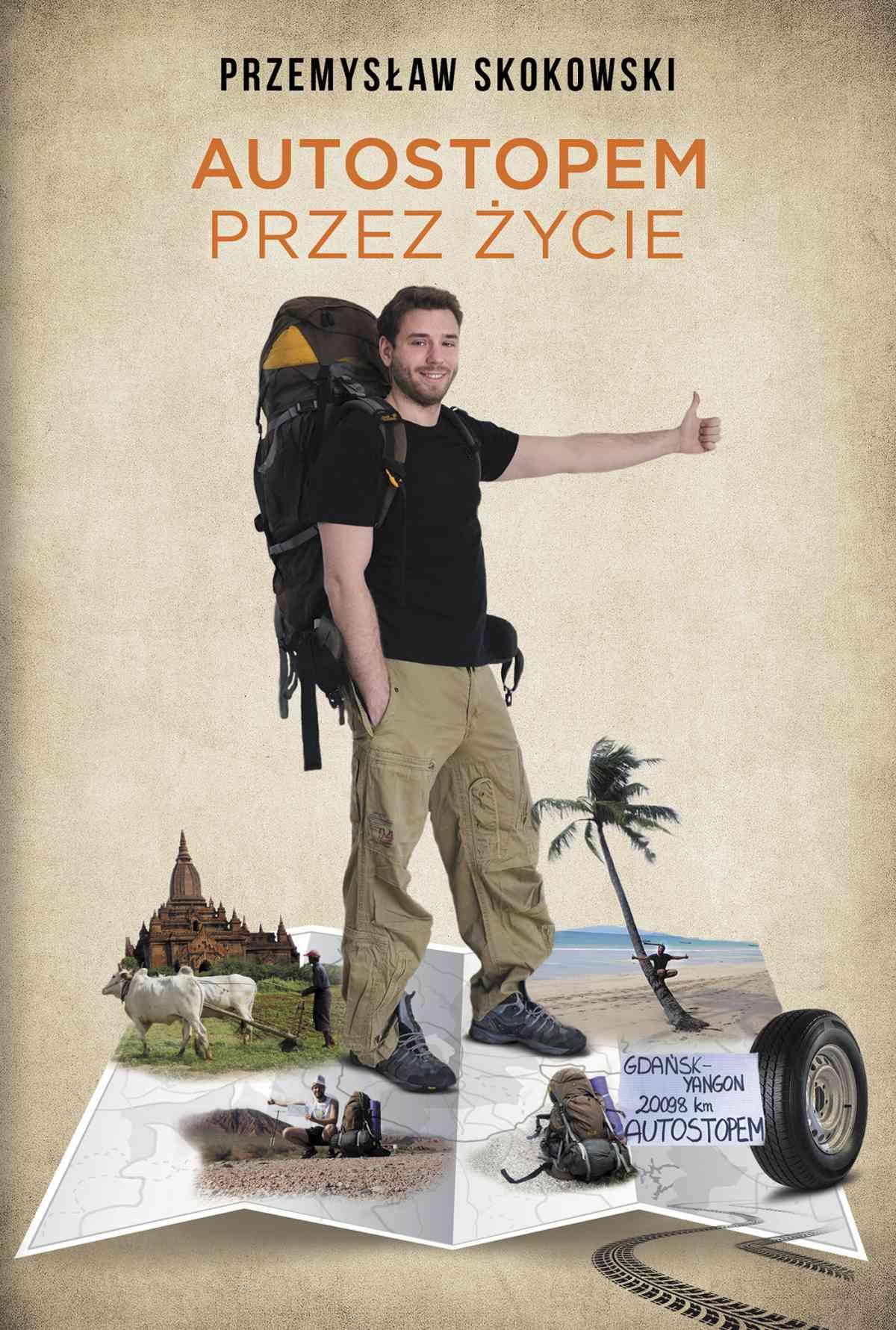 Autostopem przez życie - Ebook (Książka na Kindle) do pobrania w formacie MOBI