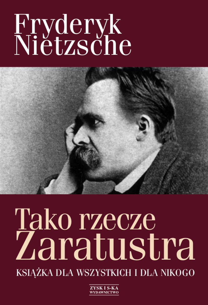Tako rzecze Zaratustra - Ebook (Książka EPUB) do pobrania w formacie EPUB