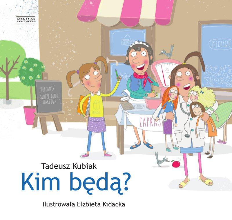 Kim będą? - Ebook (Książka na Kindle) do pobrania w formacie MOBI