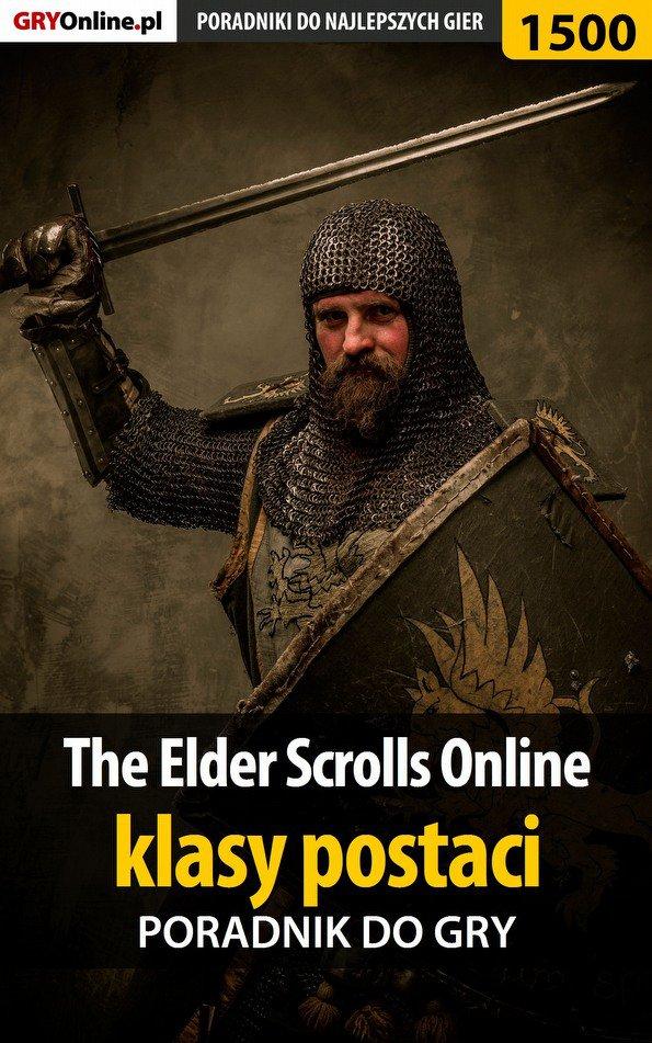 The Elder Scrolls Online - klasy postaci - Ebook (Książka EPUB) do pobrania w formacie EPUB