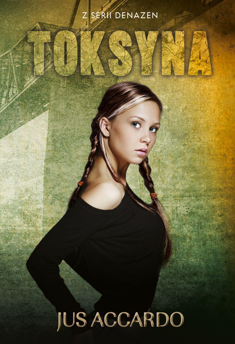 Toksyna - Ebook (Książka EPUB) do pobrania w formacie EPUB