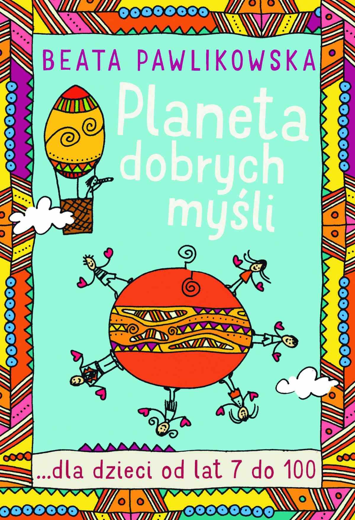 Planeta dobrych myśli dla dzieci - Ebook (Książka EPUB) do pobrania w formacie EPUB