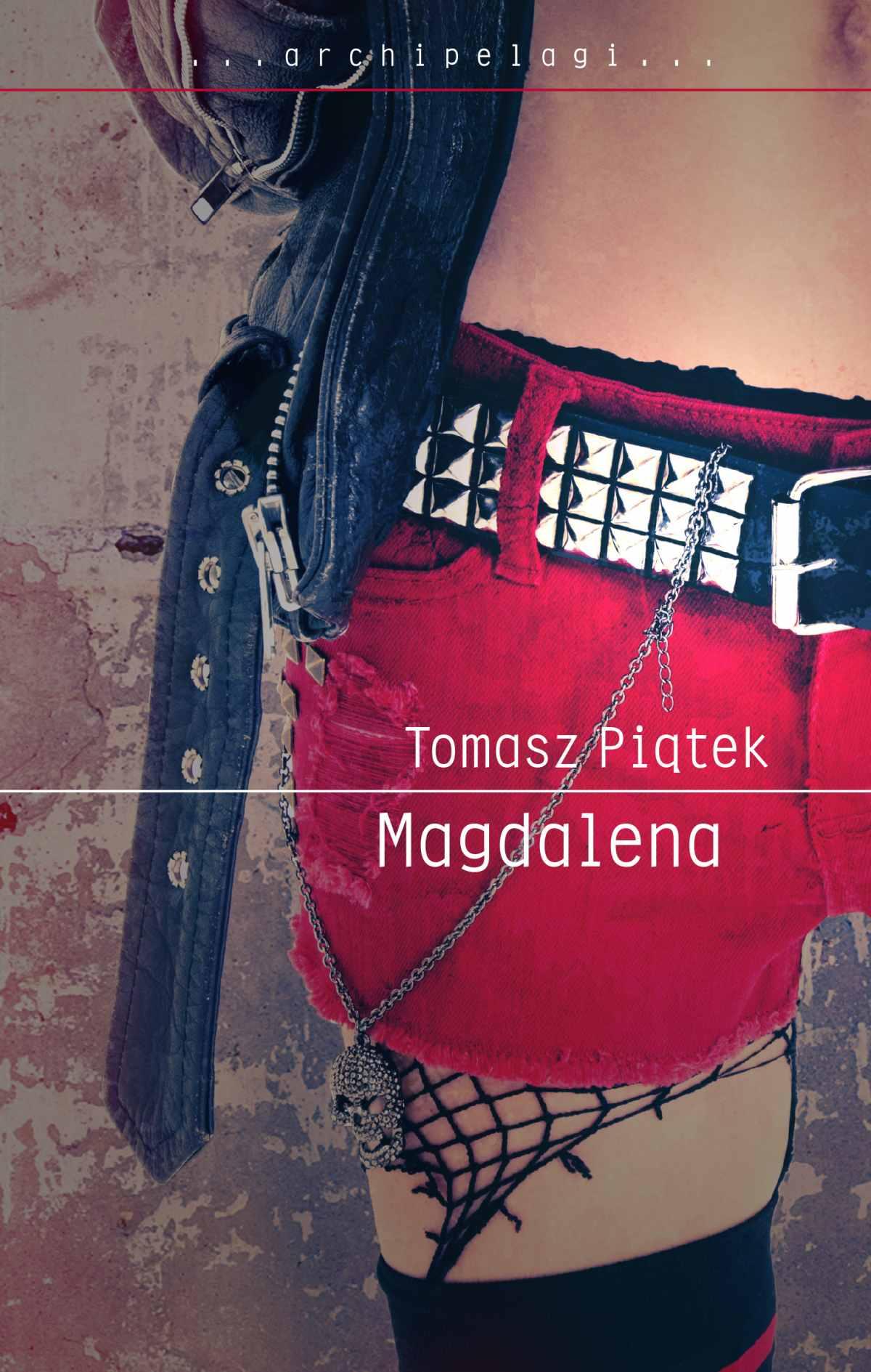 Magdalena - Ebook (Książka na Kindle) do pobrania w formacie MOBI
