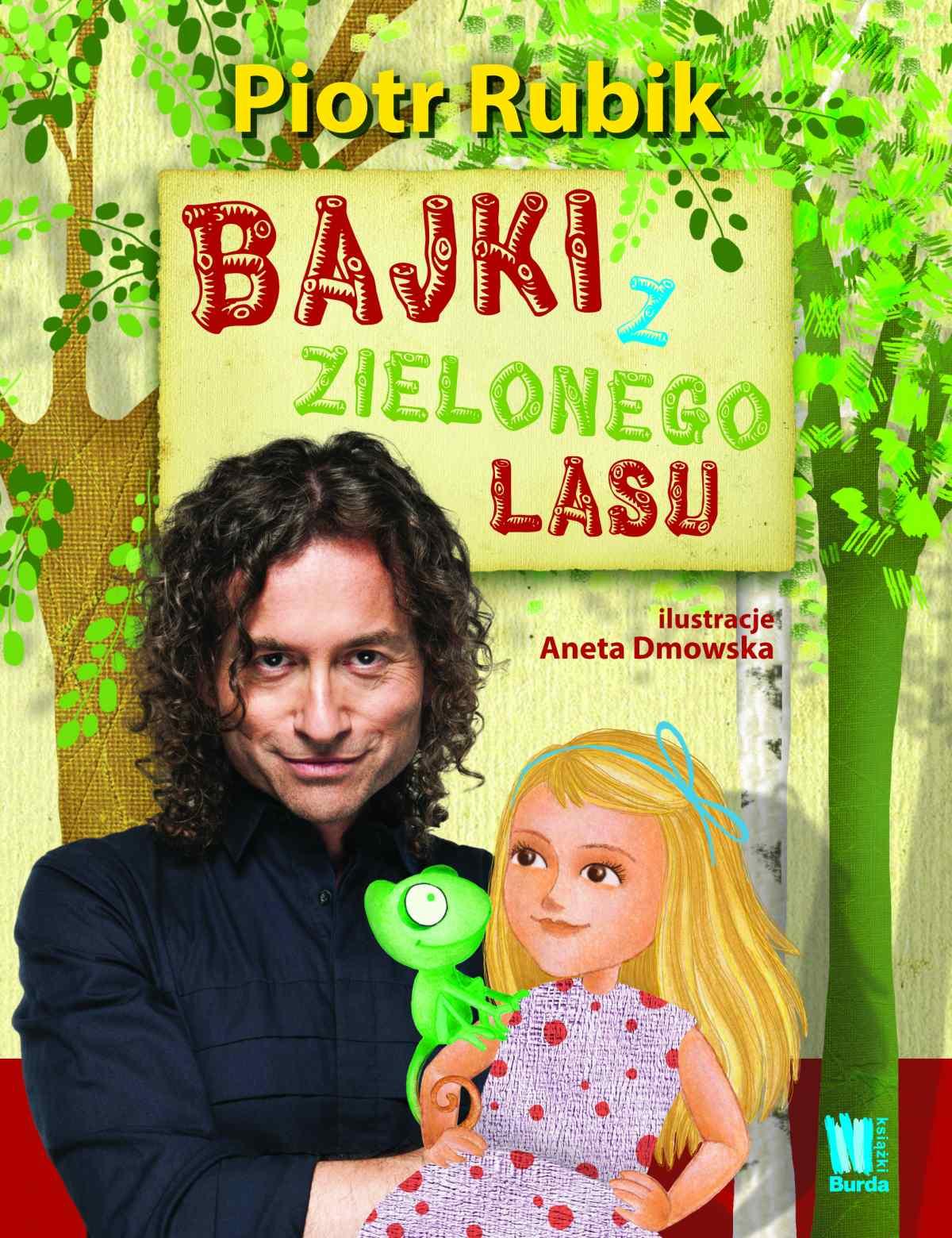 Bajki z Zielonego Lasu - Ebook (Książka EPUB) do pobrania w formacie EPUB