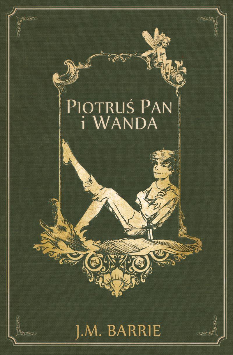Piotruś Pan i Wanda - Ebook (Książka na Kindle) do pobrania w formacie MOBI
