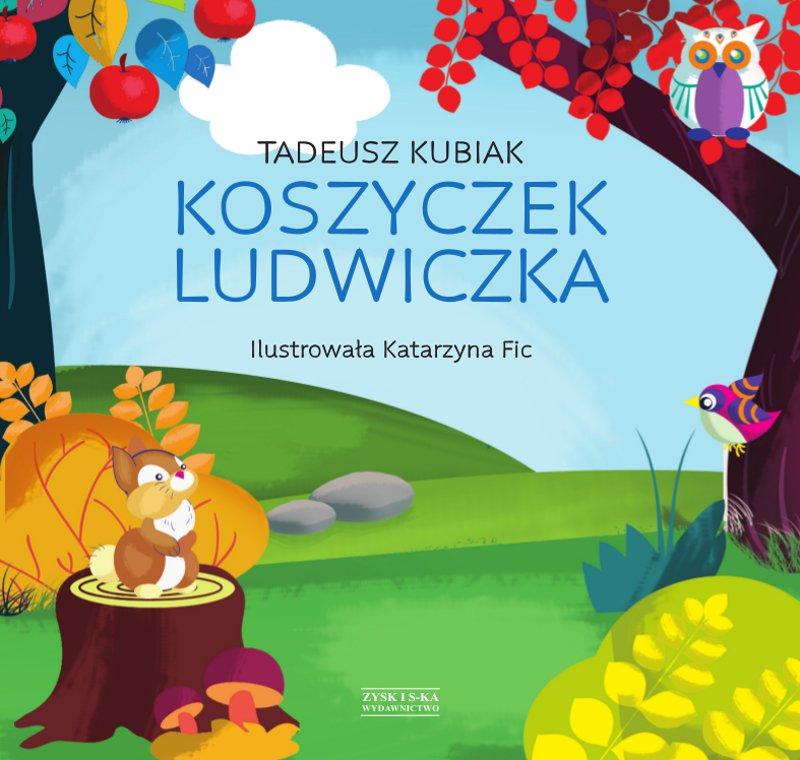 Koszyczek Ludwiczka - Ebook (Książka EPUB) do pobrania w formacie EPUB