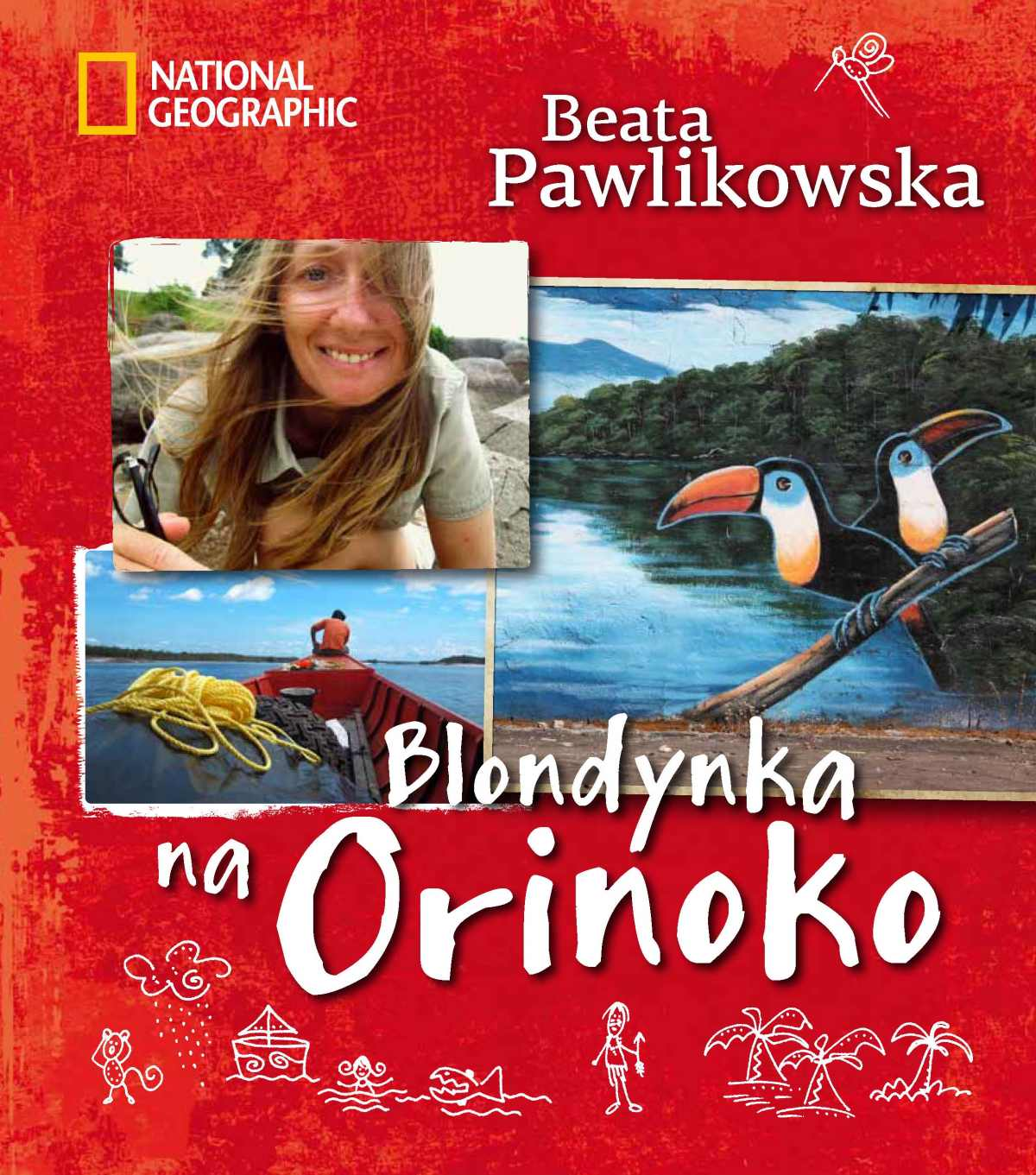 Blondynka na Orinoko - Ebook (Książka EPUB) do pobrania w formacie EPUB