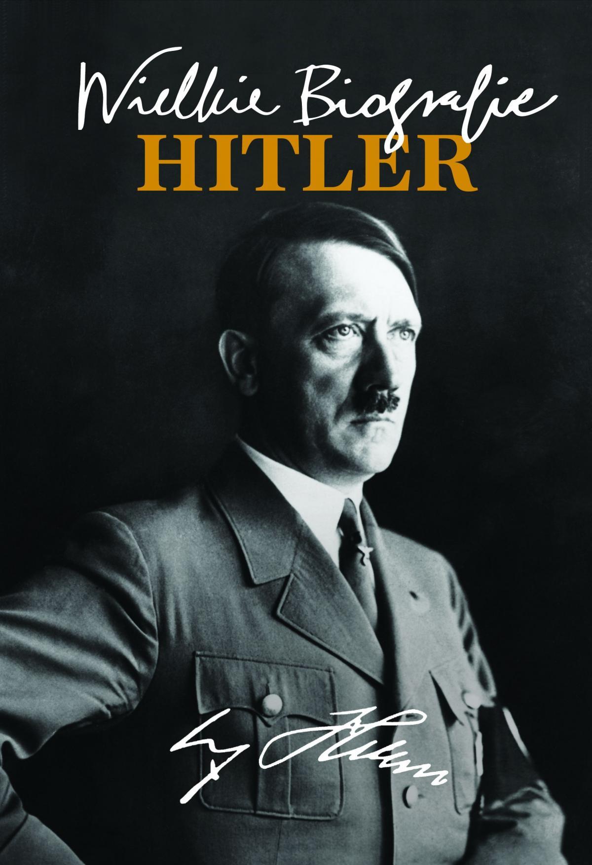 Hitler. Wielkie Biografie - Ebook (Książka EPUB) do pobrania w formacie EPUB