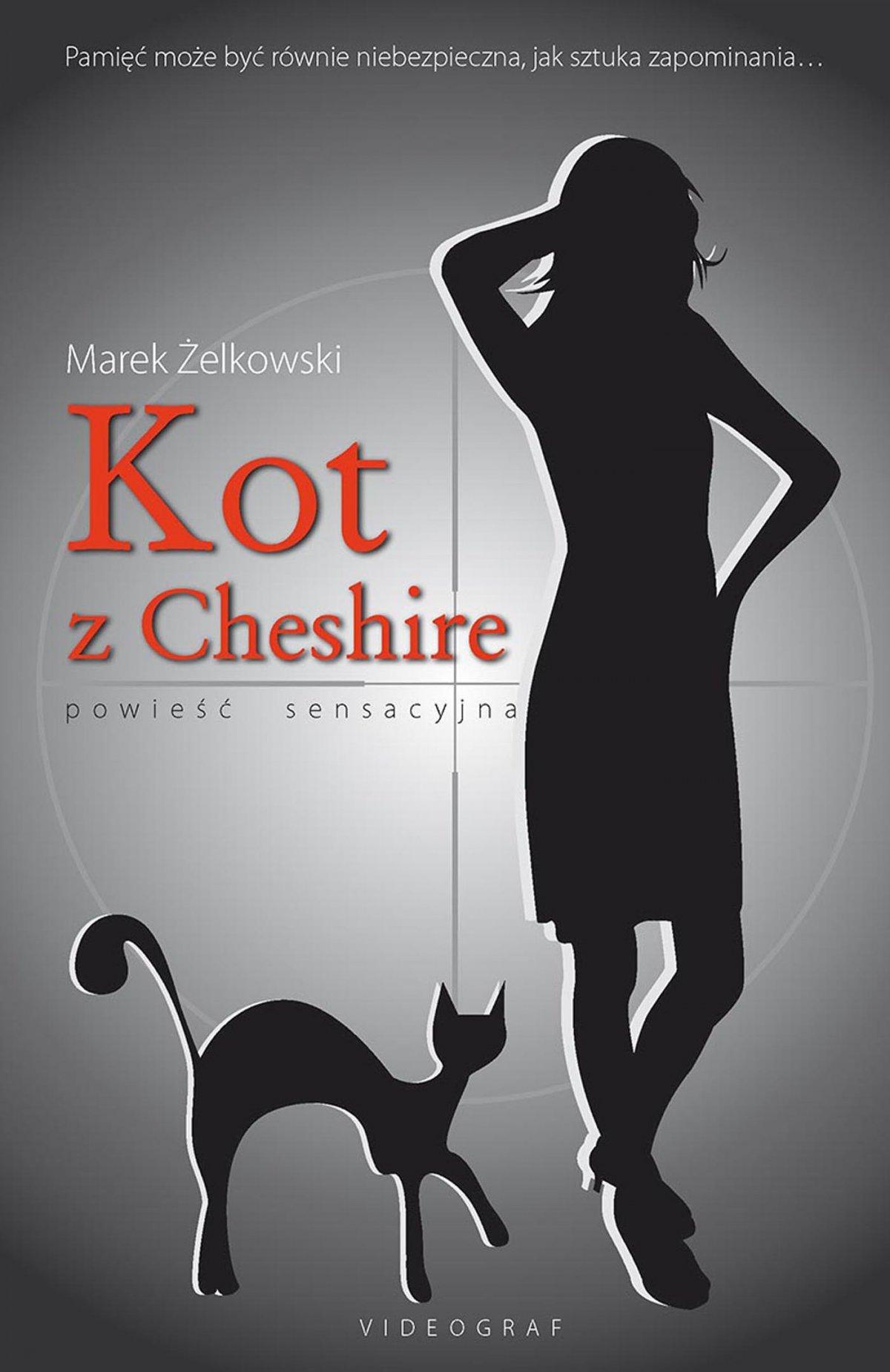 Kot z Cheshire - Ebook (Książka na Kindle) do pobrania w formacie MOBI