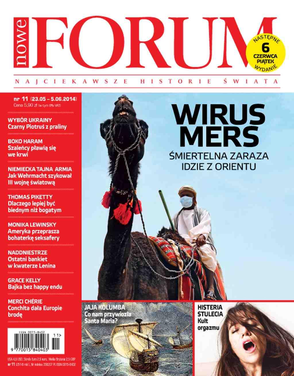 Forum nr 11/2014 - Ebook (Książka PDF) do pobrania w formacie PDF