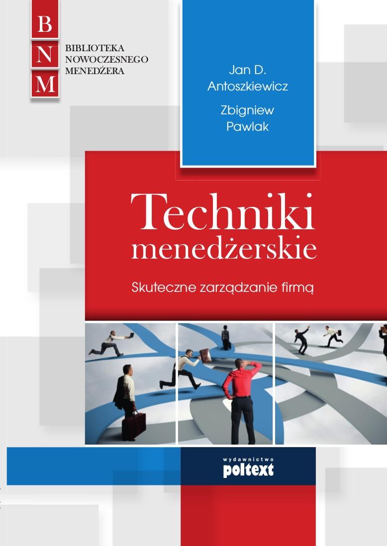 Techniki menedżerskie - Ebook (Książka EPUB) do pobrania w formacie EPUB