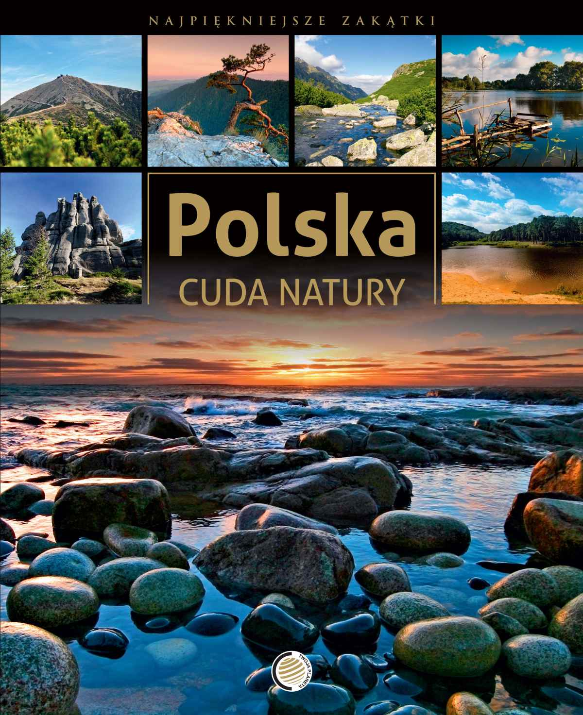 Polska. Cuda natury - Ebook (Książka PDF) do pobrania w formacie PDF