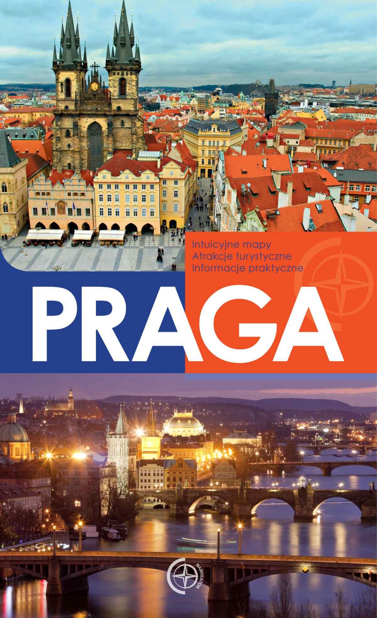 Przewodniki. Praga - Ebook (Książka PDF) do pobrania w formacie PDF