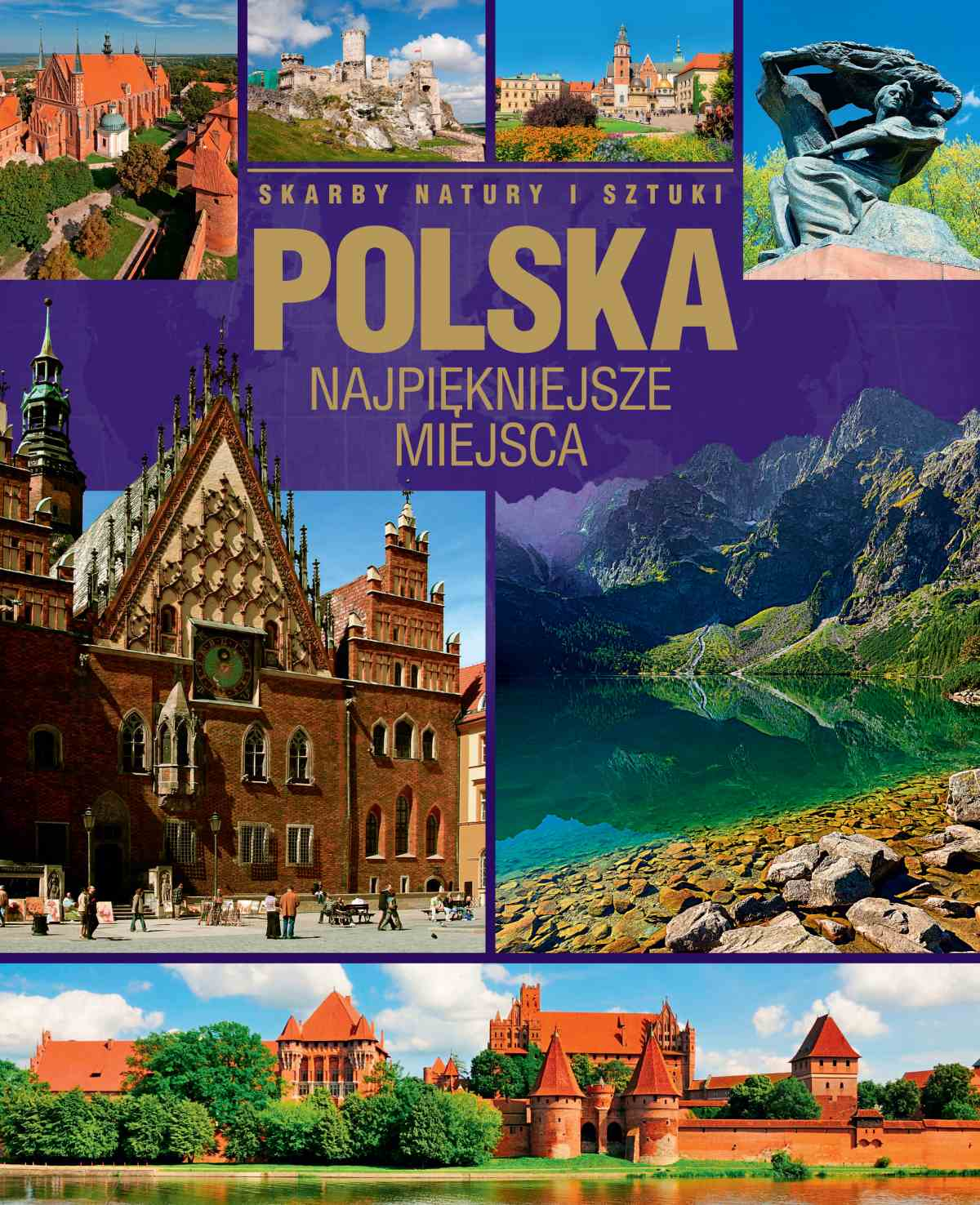 Polska. Najpiękniejsze miejsca - Ebook (Książka PDF) do pobrania w formacie PDF