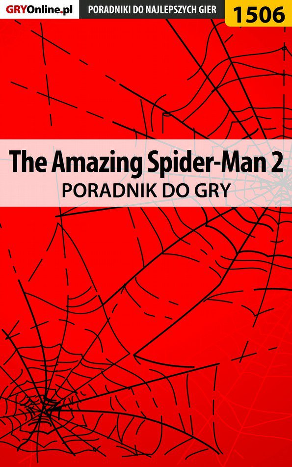 The Amazing Spider-Man 2 - poradnik do gry - Ebook (Książka EPUB) do pobrania w formacie EPUB