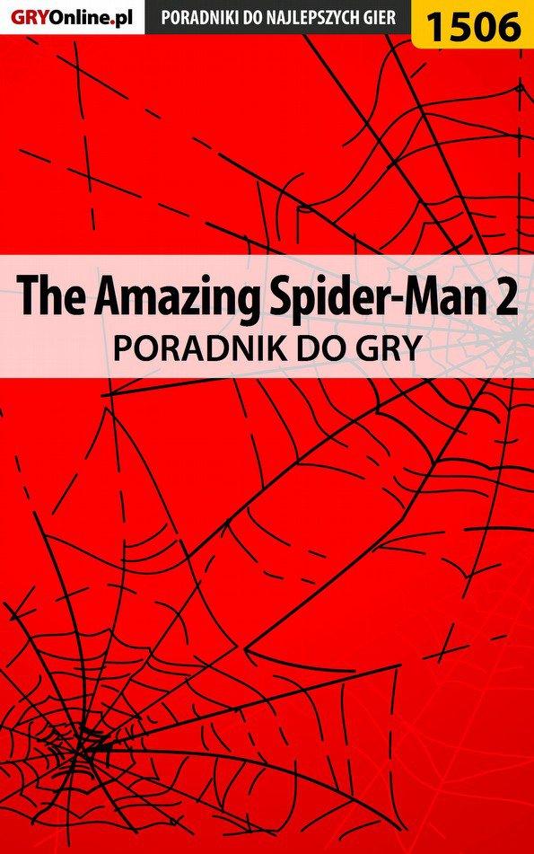 The Amazing Spider-Man 2 - poradnik do gry - Ebook (Książka PDF) do pobrania w formacie PDF