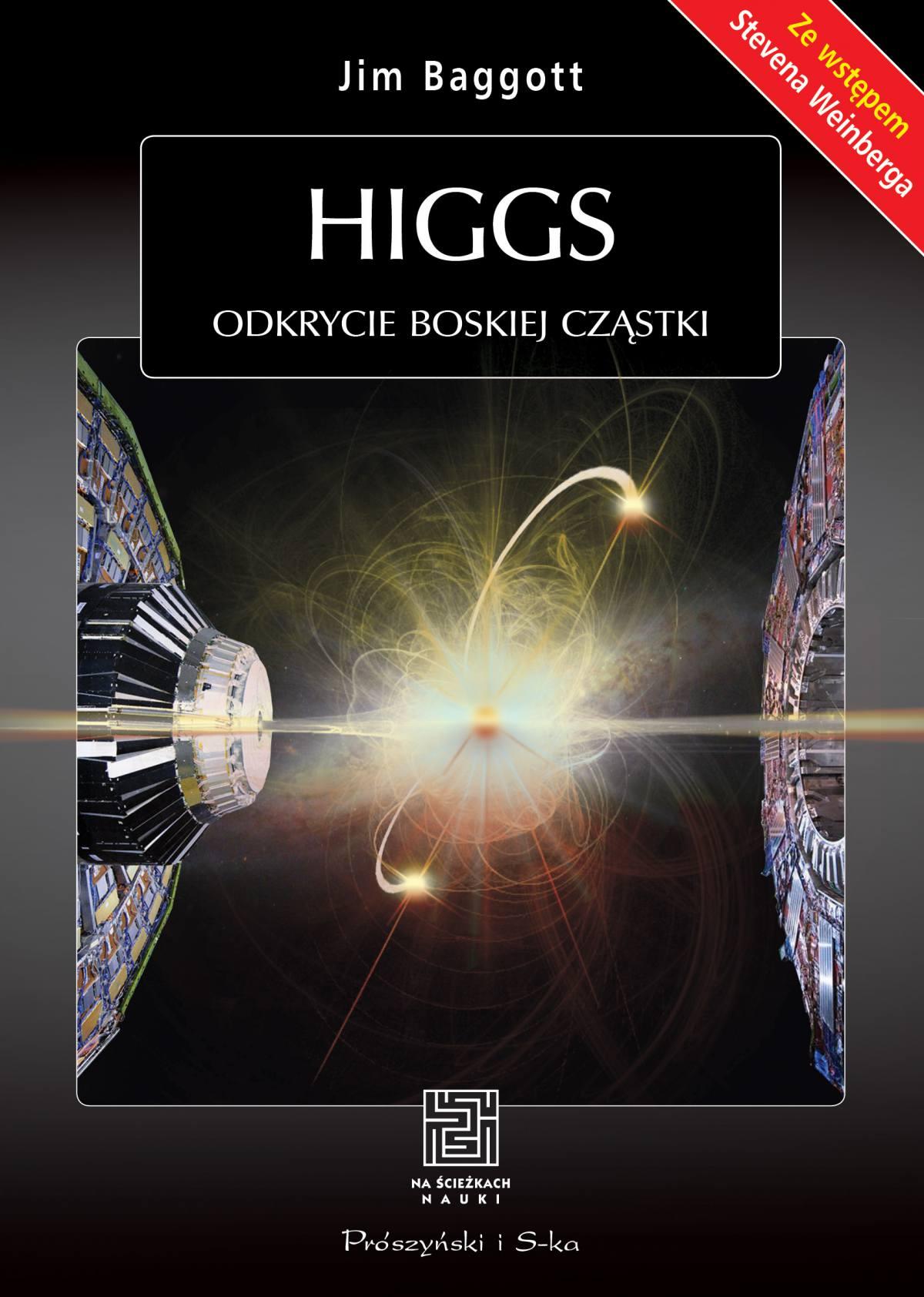 Higgs. Odkrycie boskiej cząstki - Ebook (Książka EPUB) do pobrania w formacie EPUB