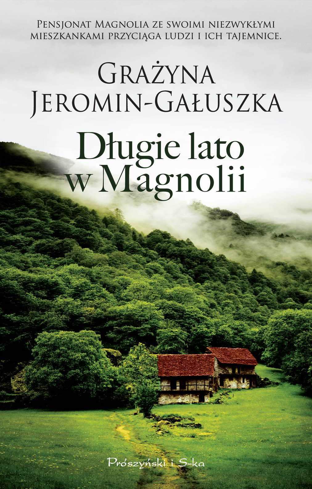 Długie lato w Magnolii - Ebook (Książka EPUB) do pobrania w formacie EPUB