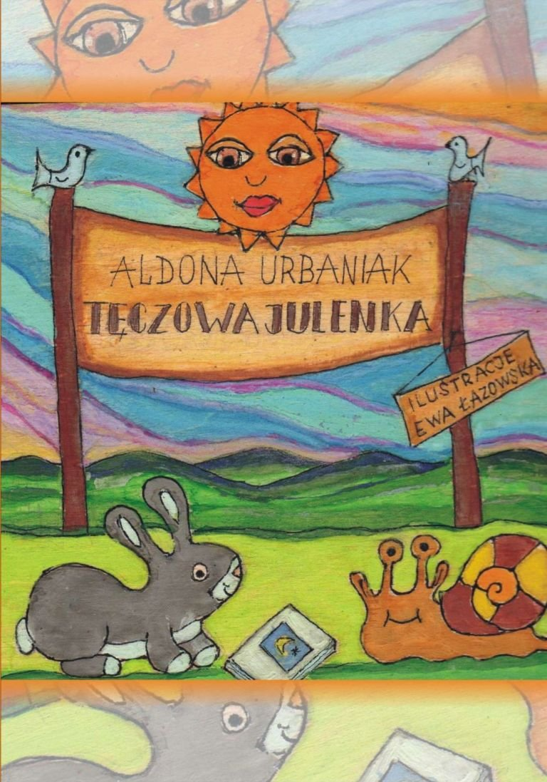 Tęczowa Julenka - Ebook (Książka EPUB) do pobrania w formacie EPUB