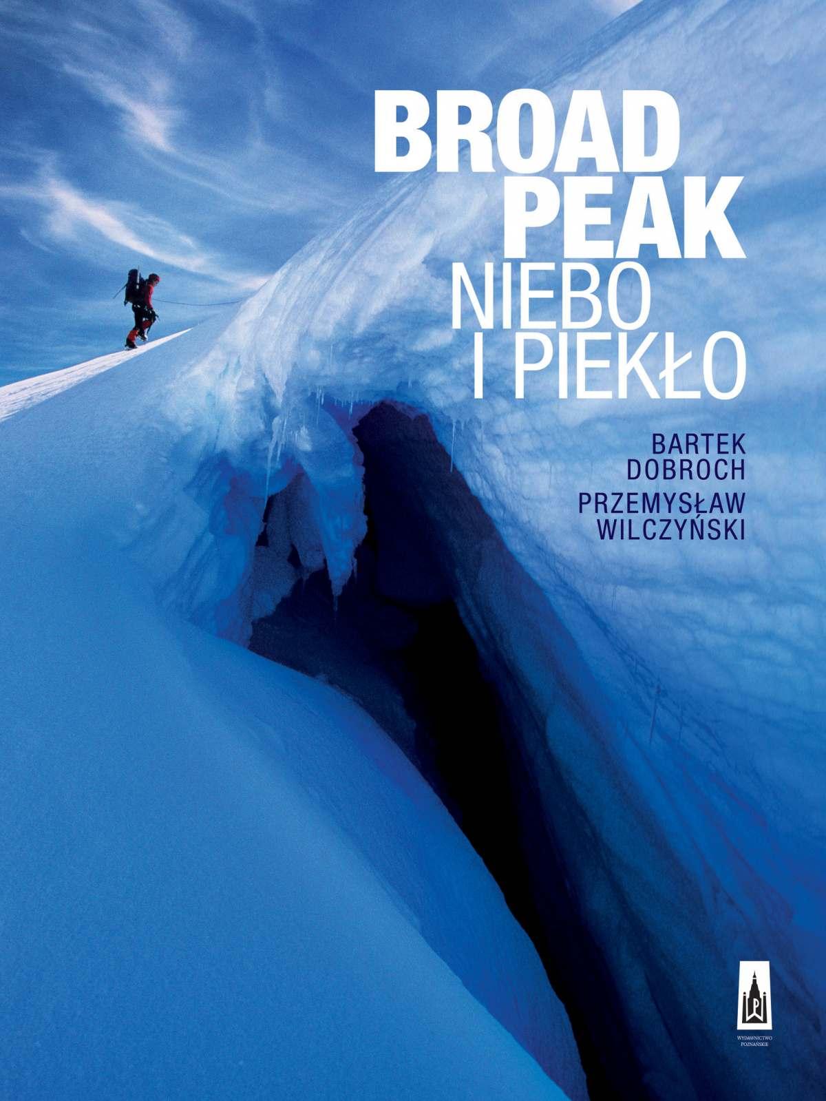 Broad Peak. Niebo i Piekło - Ebook (Książka EPUB) do pobrania w formacie EPUB