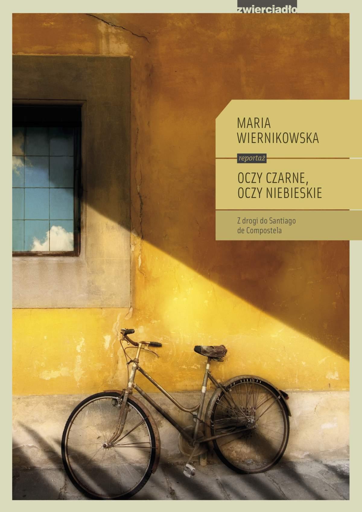 Oczy czarne, oczy niebieskie. Z drogi do Santiago de Compostela - Ebook (Książka EPUB) do pobrania w formacie EPUB