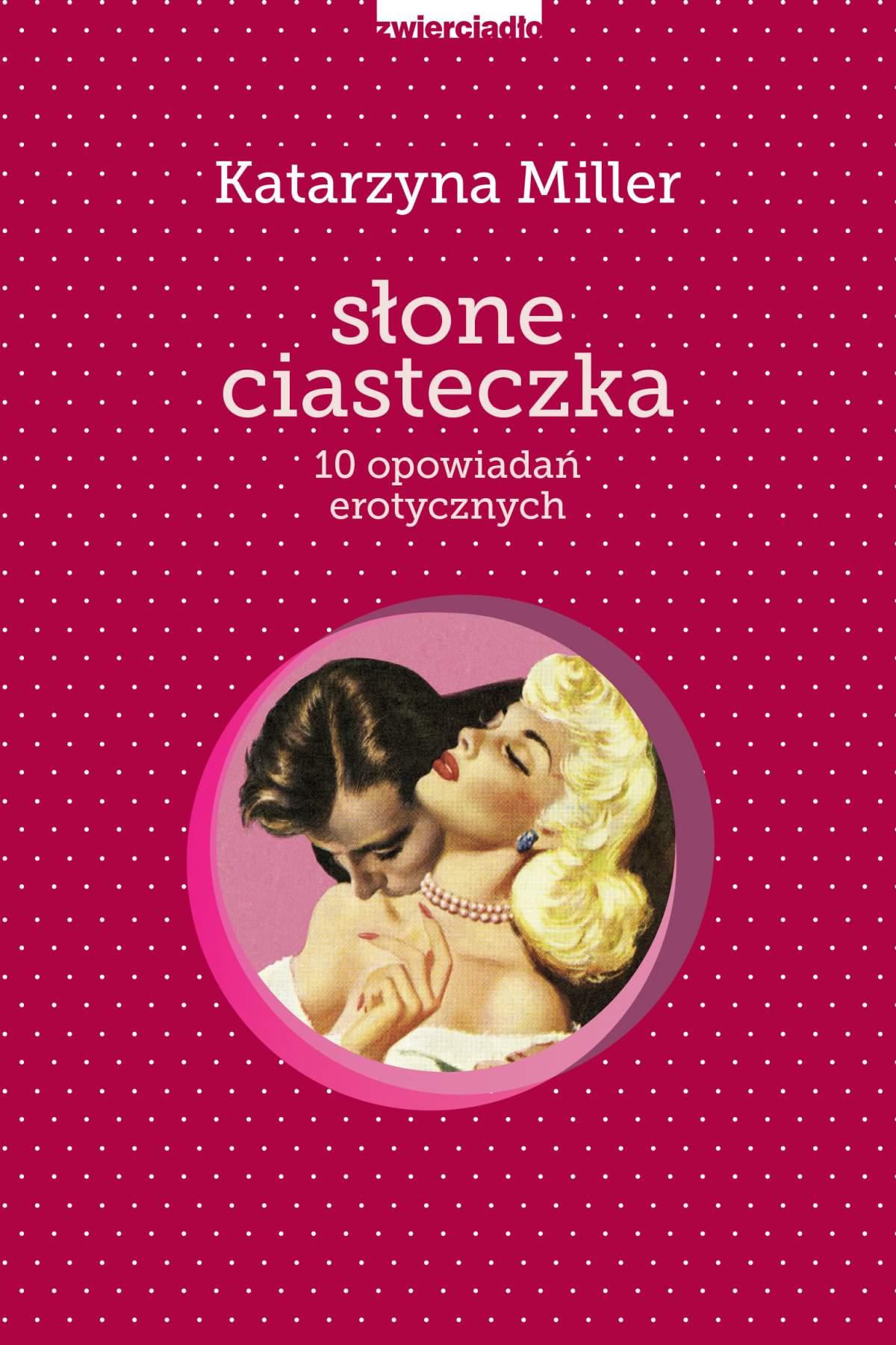 Słone ciasteczka. 10 opowiadań erotycznych - Ebook (Książka EPUB) do pobrania w formacie EPUB