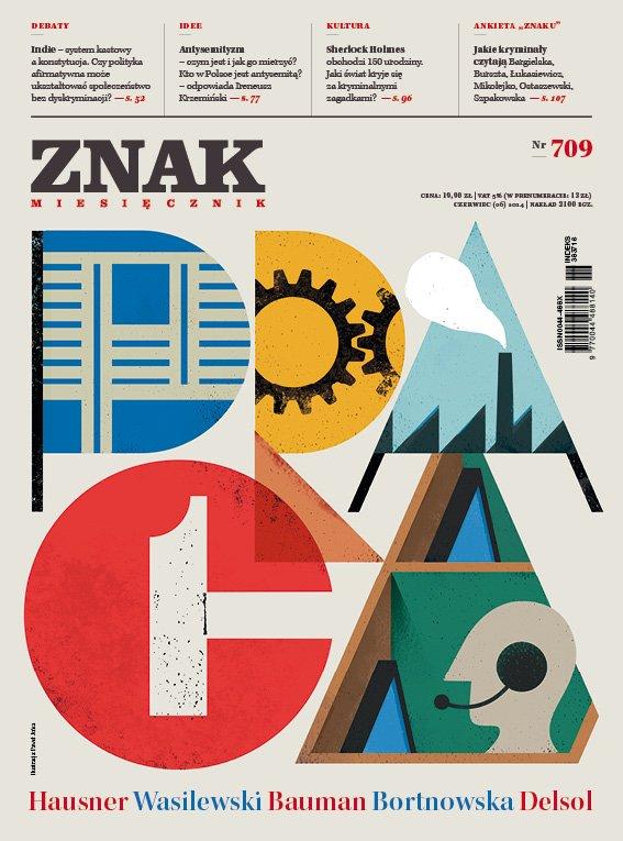 Miesięcznik Znak. Czerwiec 2014 - Ebook (Książka PDF) do pobrania w formacie PDF