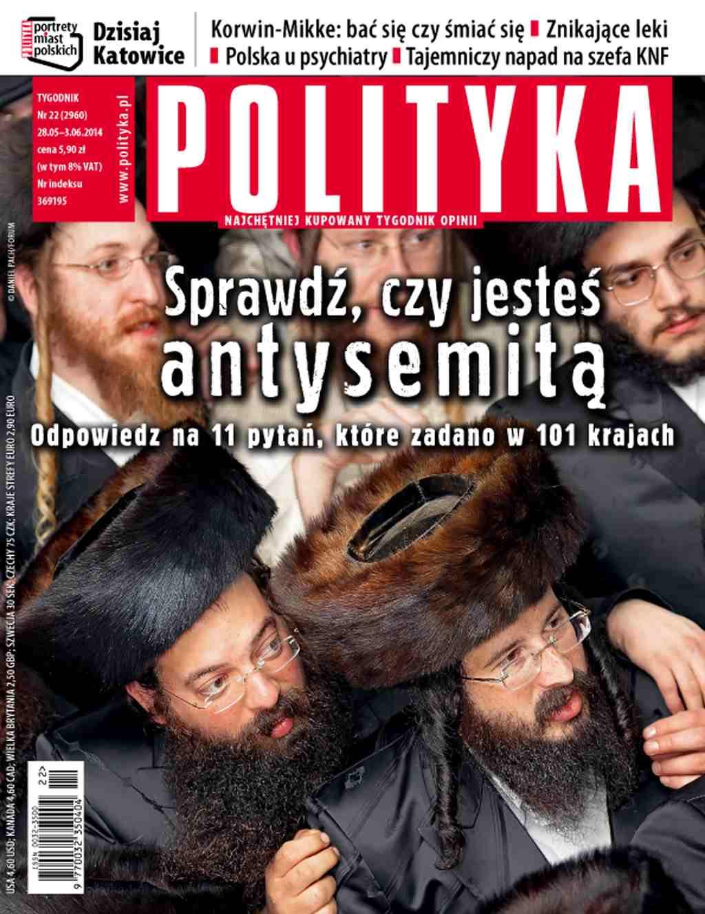 Polityka nr 22/2014 - Ebook (Książka PDF) do pobrania w formacie PDF