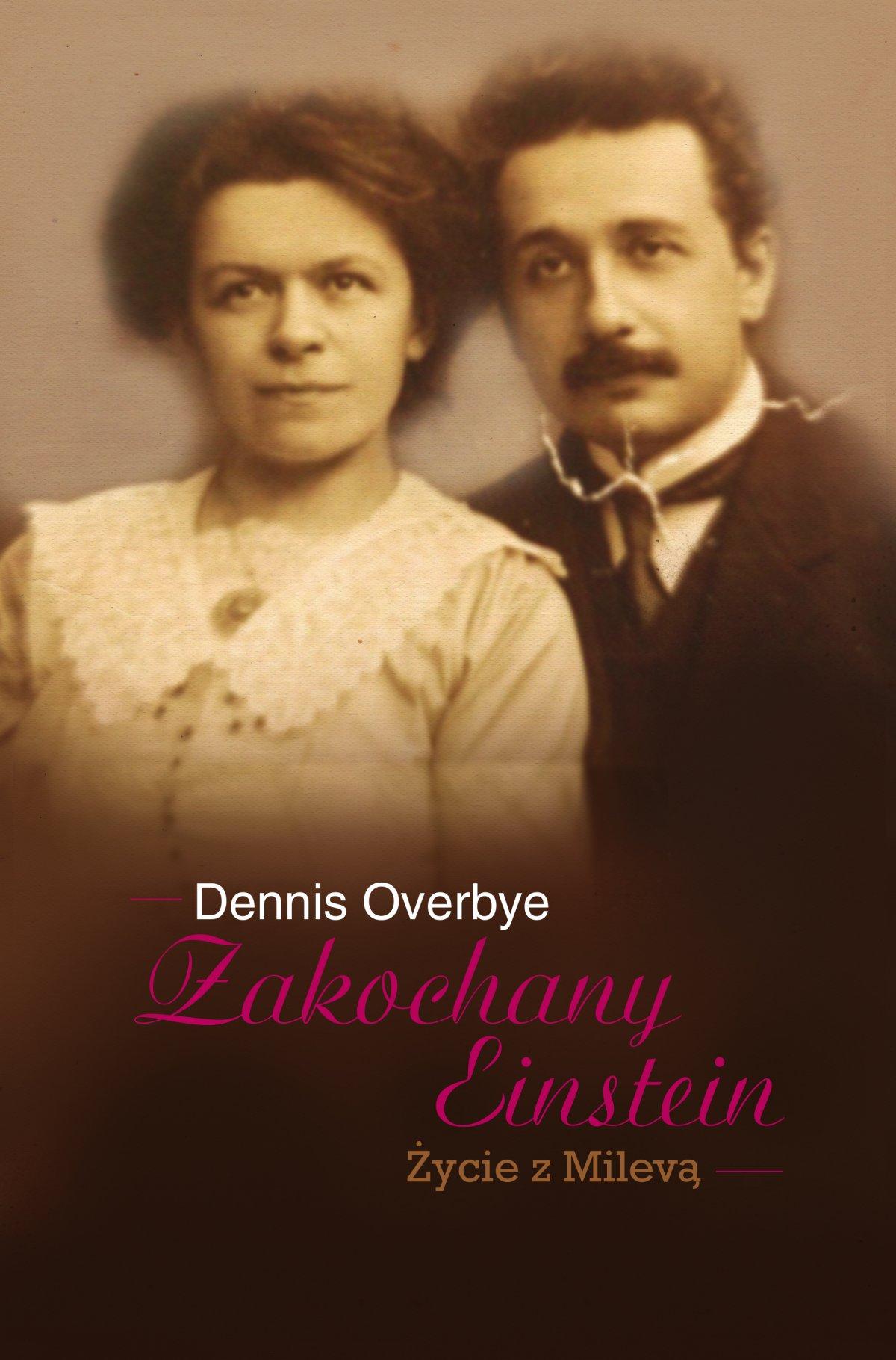 Zakochany Einstein. Życie z Milevą - Ebook (Książka EPUB) do pobrania w formacie EPUB