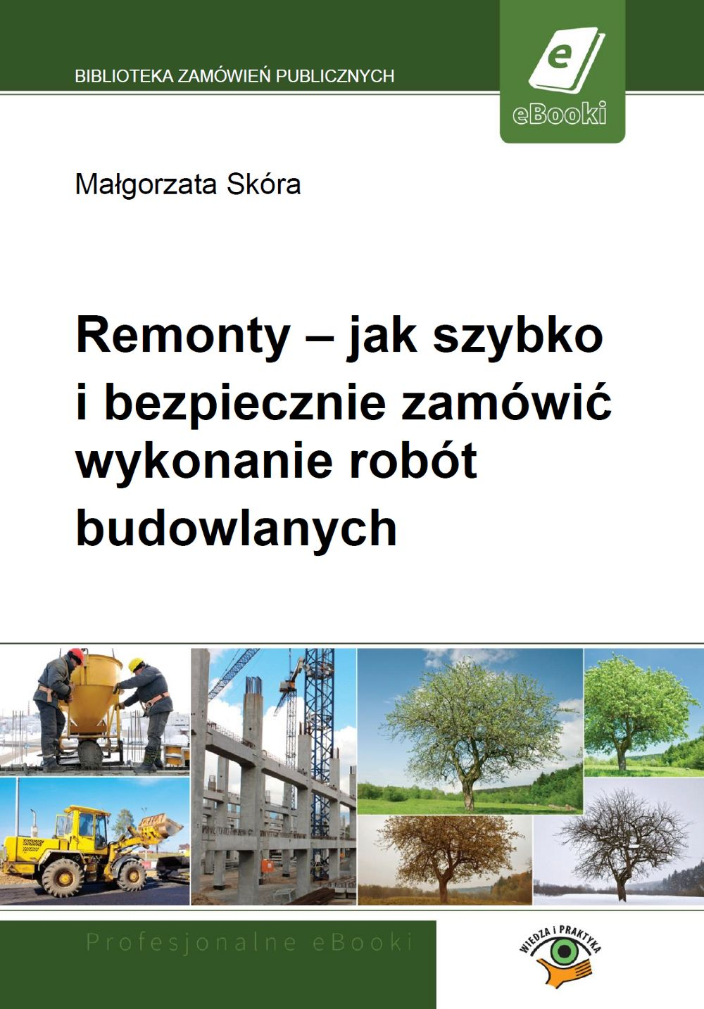 Remonty – jak szybko i bezpiecznie zamówić wykonanie robót budowlanych - Ebook (Książka PDF) do pobrania w formacie PDF