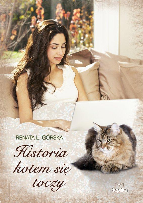 Historia kotem się toczy - Ebook (Książka na Kindle) do pobrania w formacie MOBI